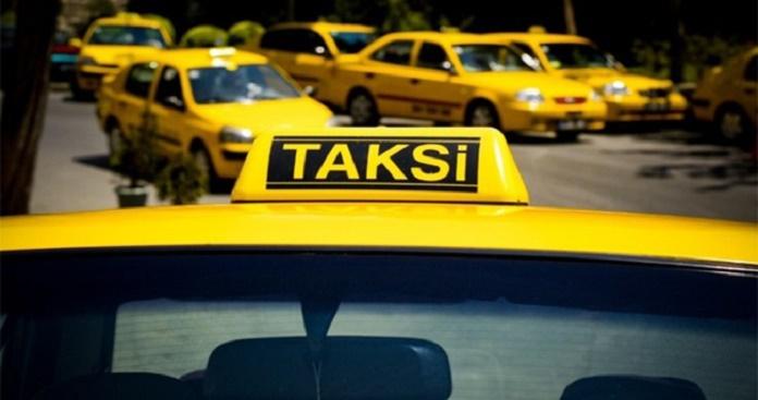Ticari Taksi Plakası