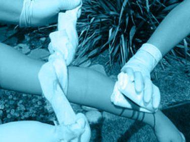 Yaralanma ve Yanıklara İlkyardım Müdahaleleri