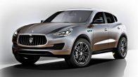 Maserati SUV Modasına Uydu: Maserati Levante