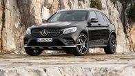GLK Serisi'ni Tahtından Eden 2017 Mercedes AMG GLC 43 4MATIC