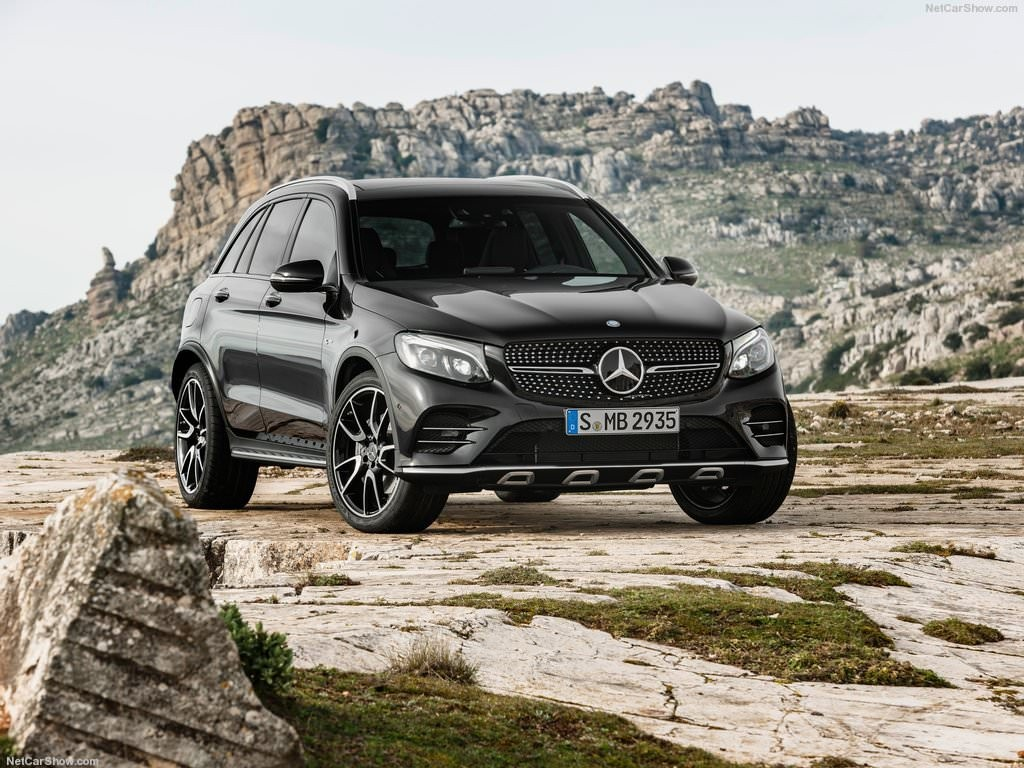 2017 Mercedes-Benz GLC43 AMG 4Matic-4