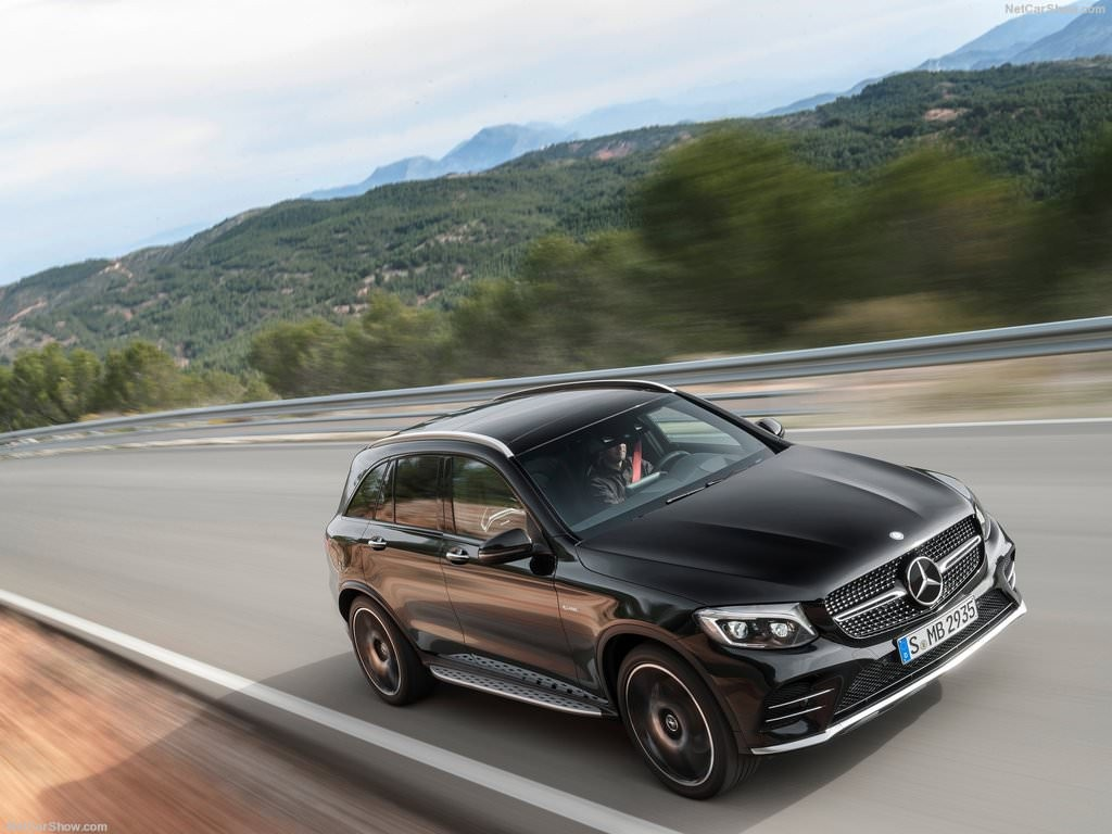 2017 Mercedes-Benz GLC43 AMG 4Matic-5