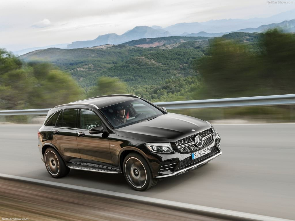 2017 Mercedes-Benz GLC43 AMG 4Matic-7