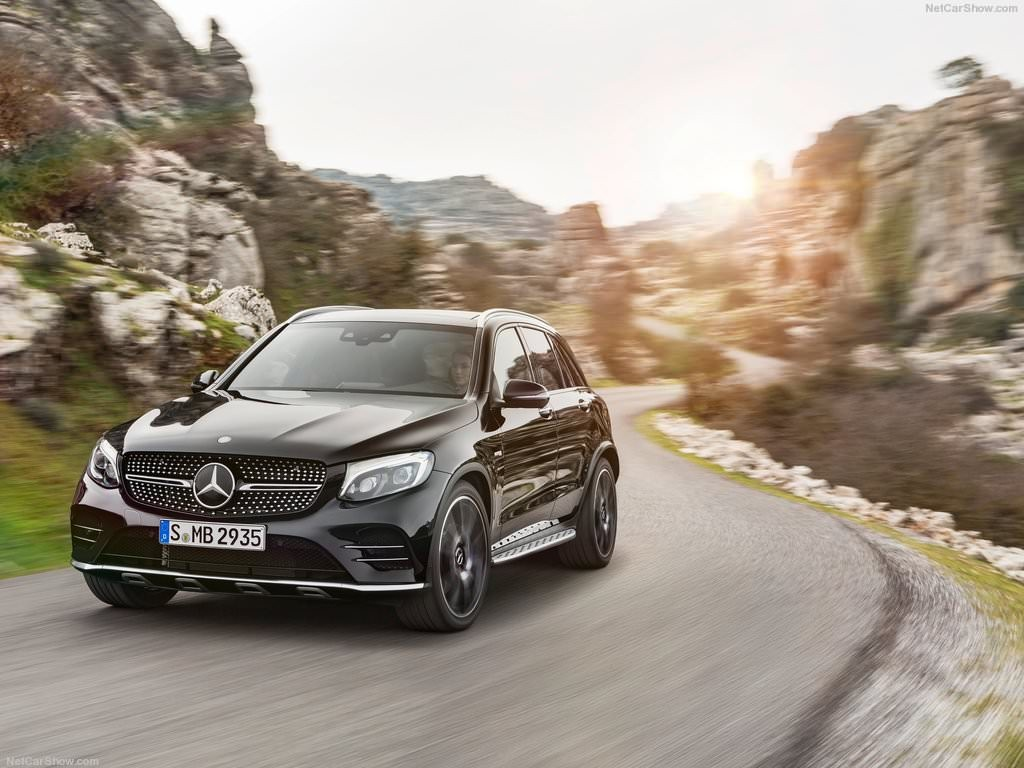 2017 Mercedes-Benz GLC43 AMG 4Matic-8