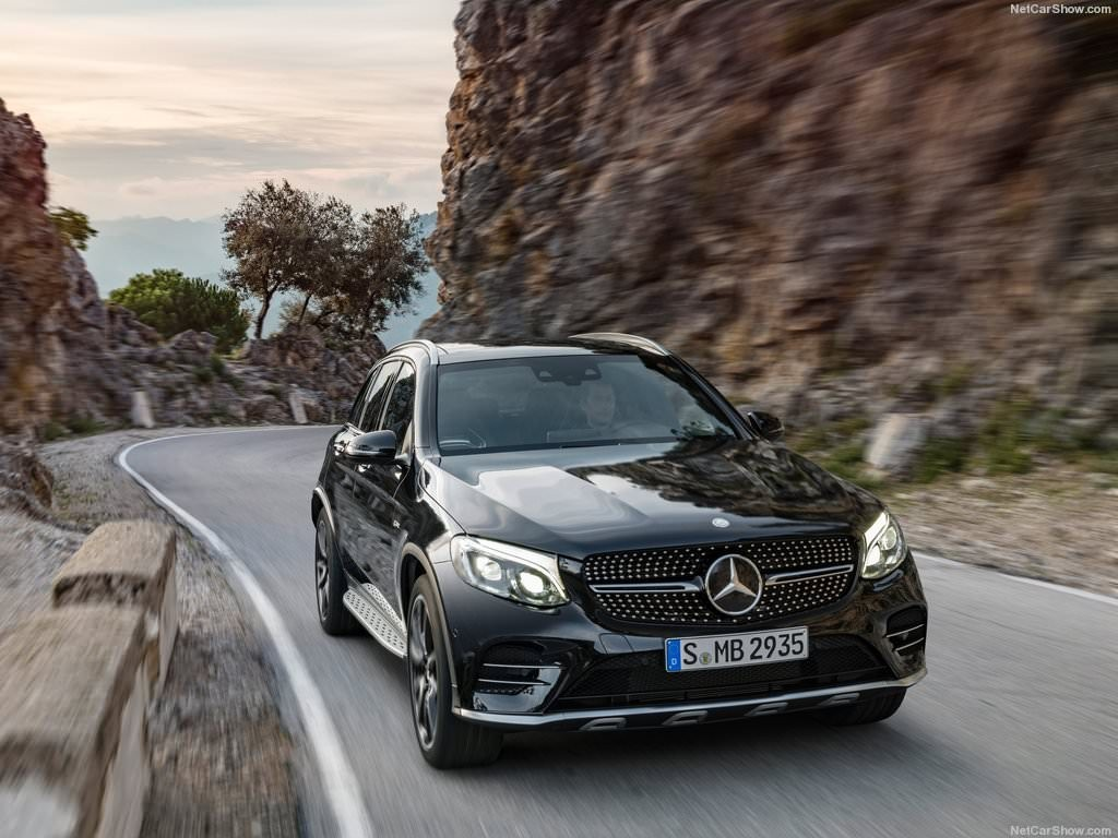 2017 Mercedes-Benz GLC43 AMG 4Matic-9