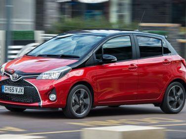 2016 Toyota 2016 Otomobil Kampanyaları