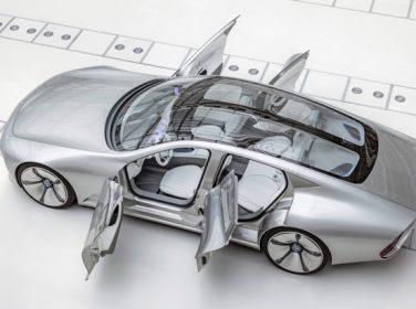 Klasik Otomobiller Yerini Sürücüsüz Otomobillere Bırakıyor