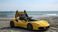 En İyi Motora Sahip Otomobil Ferrari Seçildi