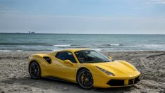 2016 Ferrari 488 Spider Twin-TurboChared V8