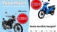 Haziran 2016 Mondial Motosiklet Kampanyaları