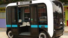 Sürücüsüz Elektrikli Otobüs ve Minibüsler Yollarda
