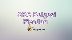 SRC Belgesi Fiyatları 2017 Harç Ücreti – Kart Ücreti