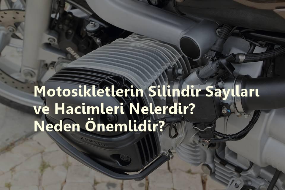 Motosikletlerin Silindir Sayıları ve Hacimleri Nelerdir? Neden Önemlidir?