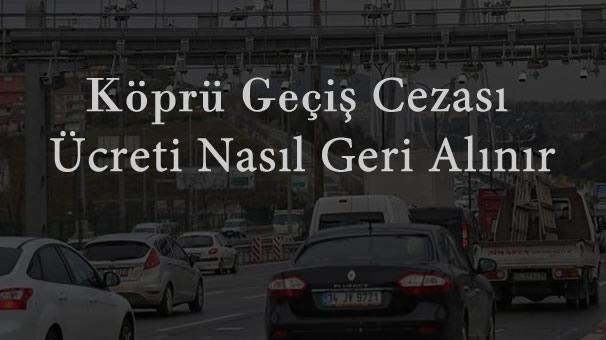 Kopru Gecis Cezasi Nasil Geri Alinir Ehliyet Co